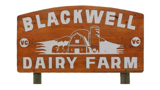 BLACKWELL DAIRY FARMS